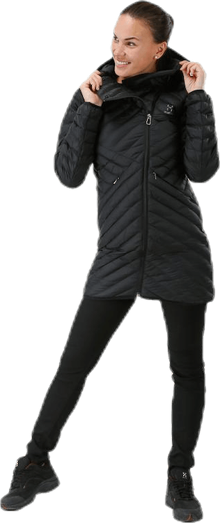 Dala Mimic Parka Black