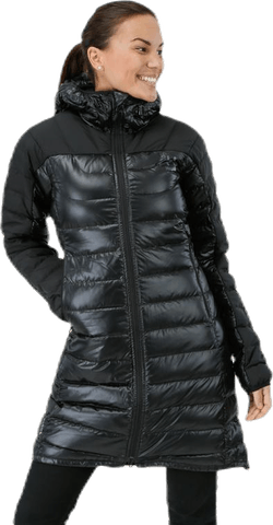 Bivvy Down Parka Black