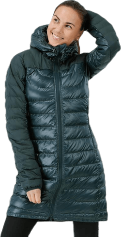 Bivvy Down Parka Green