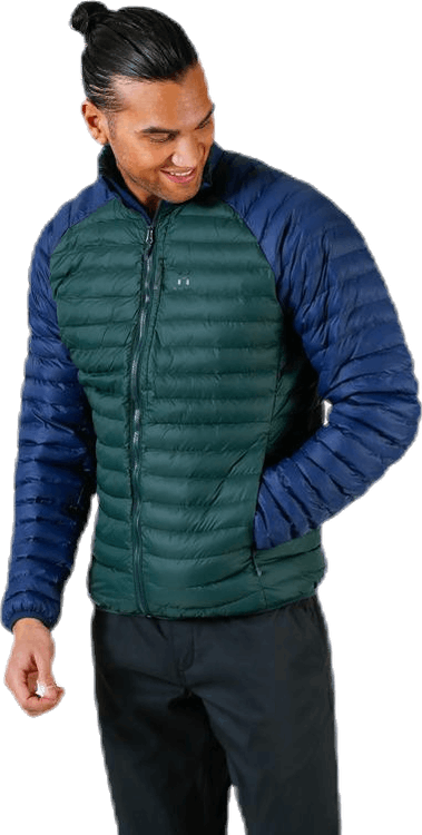 Essens Mimic Jacket Blue