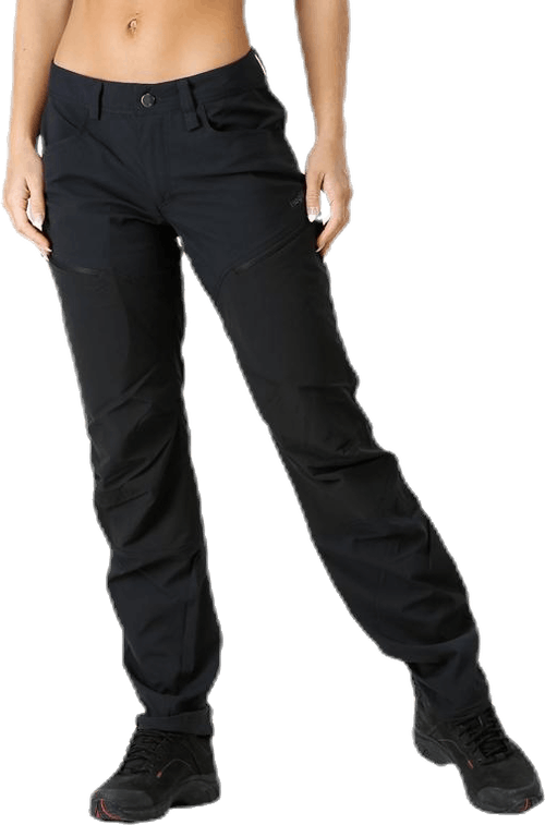 Mid Flex Pant Black