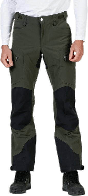 Rugged Mountain Pant Black/Green