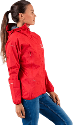 L.I.M PROOF Multi Jacket Red
