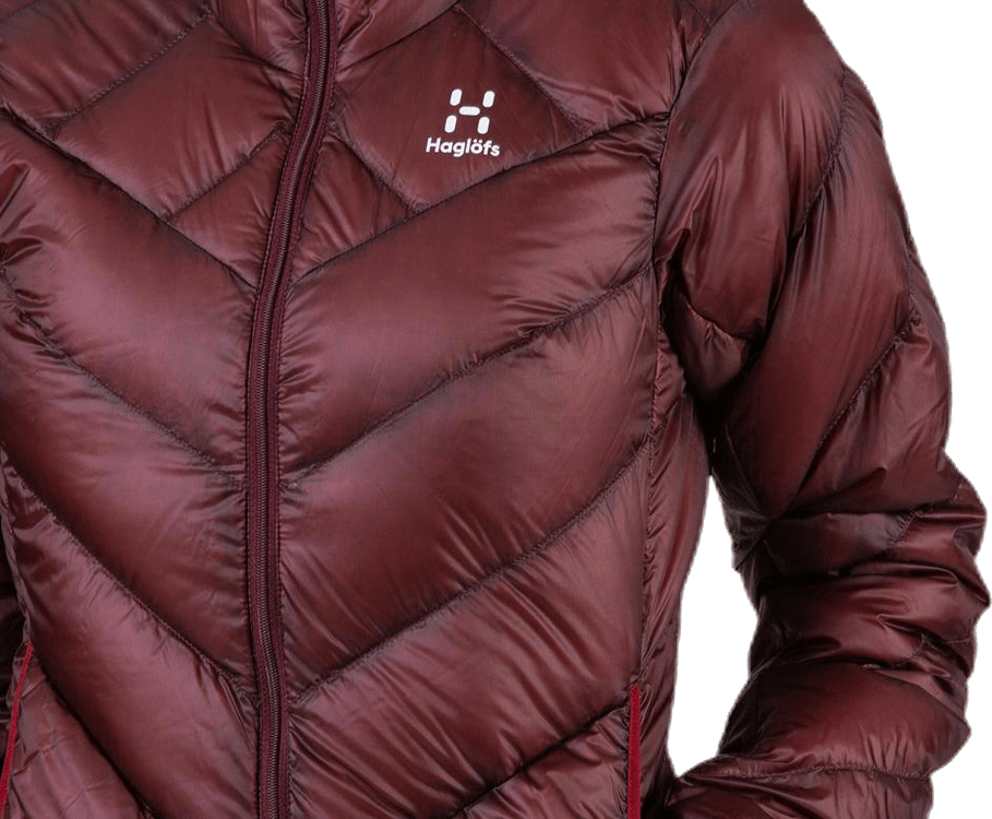 L.I.M Essens Jacket Red