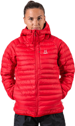 Essens Mimic Hood Red