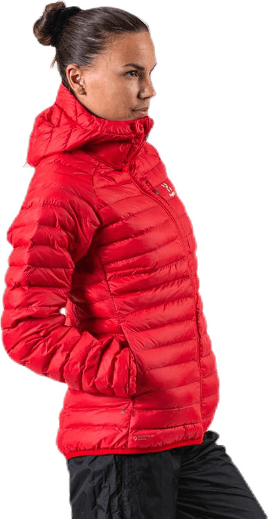 Essens Mimic Hood Red