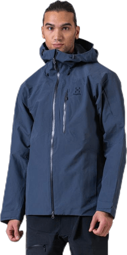 Nengal Jacket Men Blue