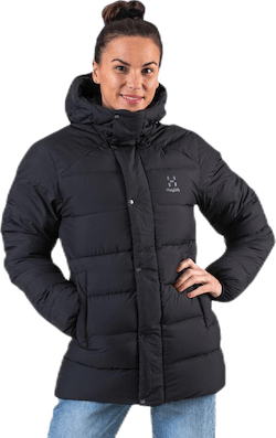 Näs Down Jacket Black