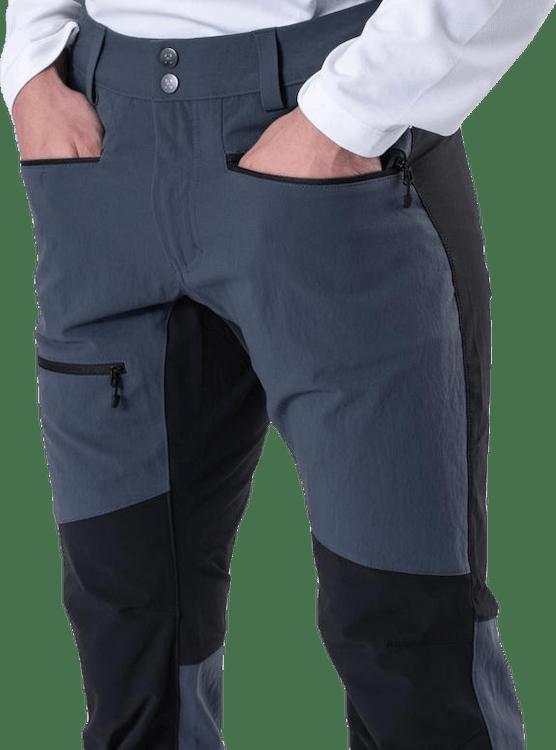 Rugged Flex Pant Blue/Black