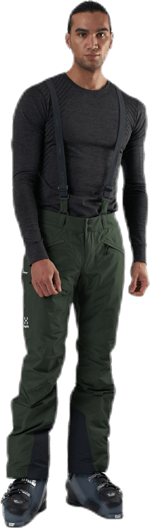 Lumi Form Pant Green