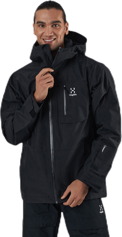 Lumi Jacket Black