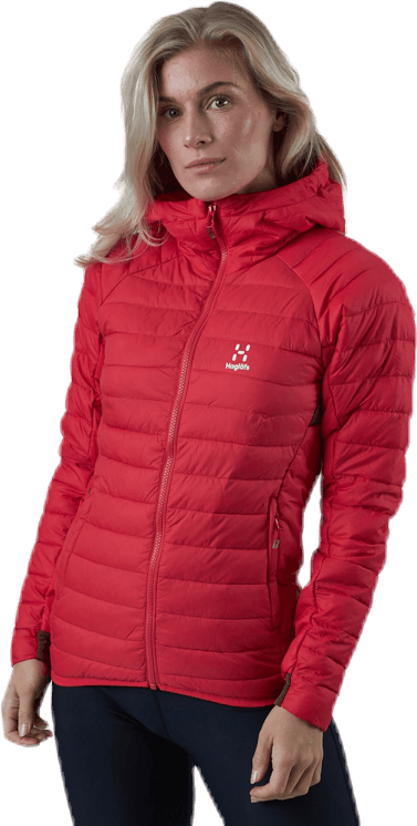 Spire Mimic Hood Red