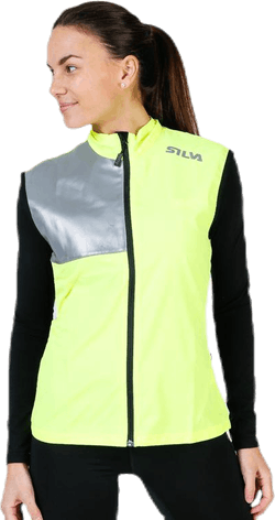 Silva Perform Vest Yellow