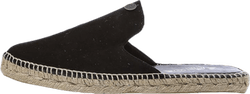 Slippin' Espadrillo Slipper Black