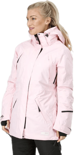 Love-alanche Jacket Pink