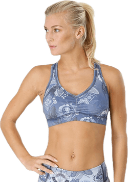 Sprinter Sport Bra Blue