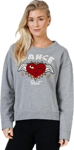 Fun And Fair Sweater Grey