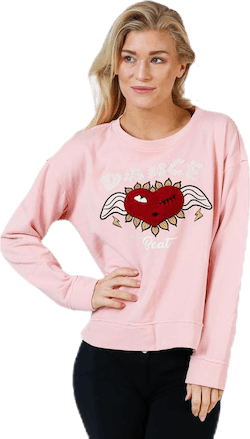 Fun And Fair Sweater Pink