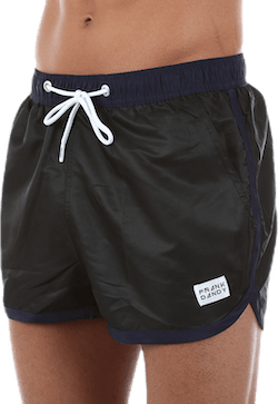 St Paul Swimshorts Blue/Black