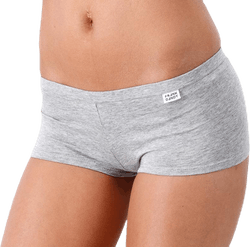 Bamboo Legend Boxer Grey