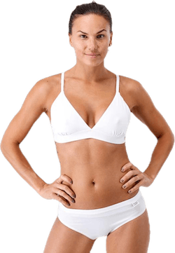 Bamboo Legend Bra White