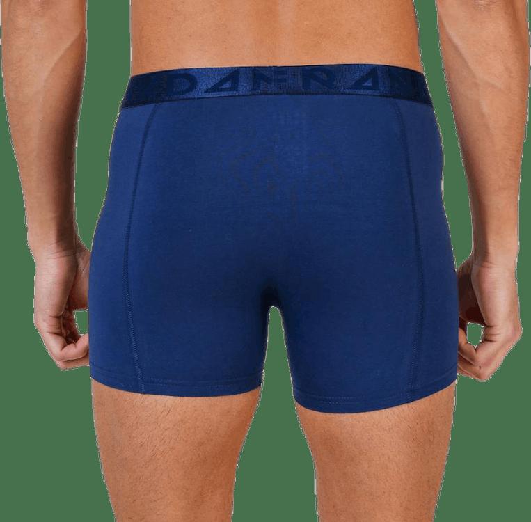 Legend Organic Boxer 3-Pack Blue/Black