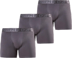 Legend Organic Boxer 3-Pack Grey
