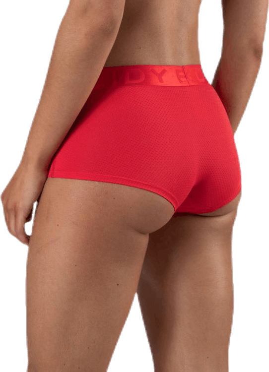 Legend Mesh Boxer Red