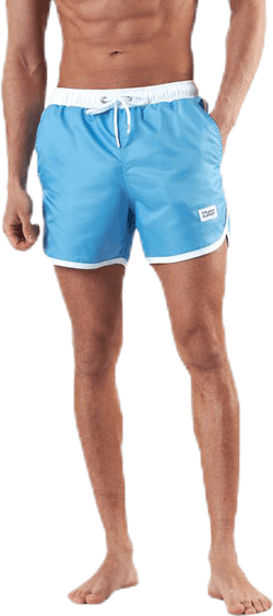 St Paul Long Bermuda Shorts Blue
