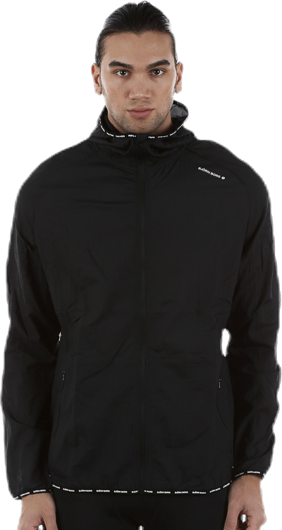 Pan Jacket Black