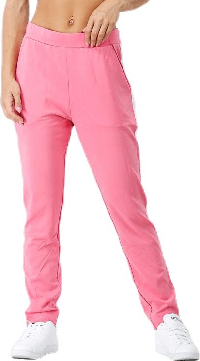 Signature Track Pant Pink