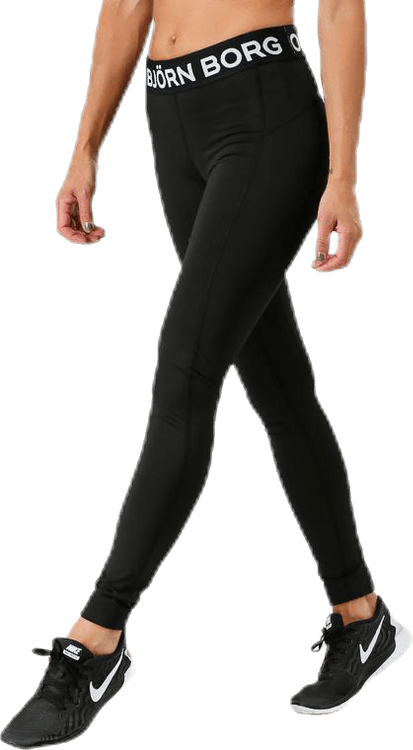 Cora Essential Tights Black