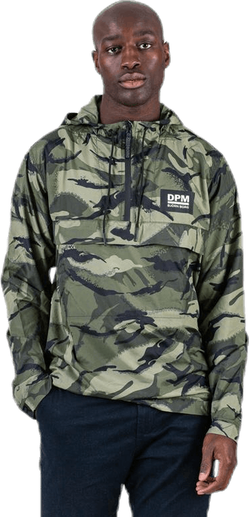Apollo Anorak Patterned/Green