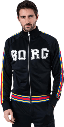 Track Jacket Team Borg Black