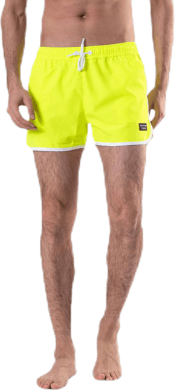 Sandro Swim Shorts Yellow