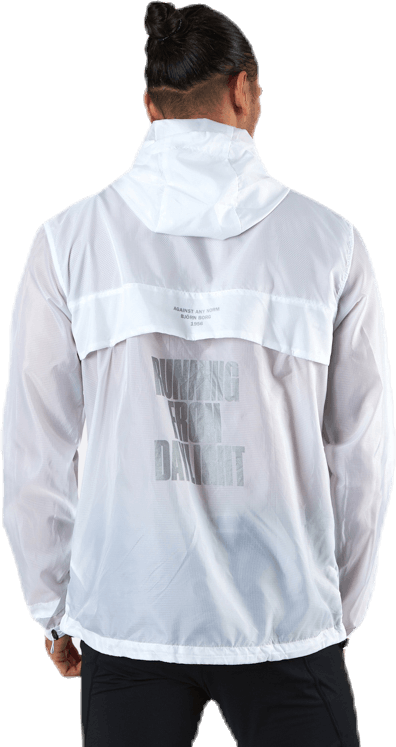 Night Jacket White