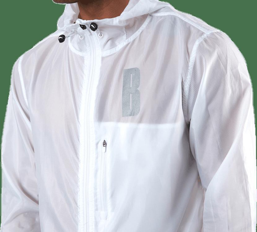Night Jacket White
