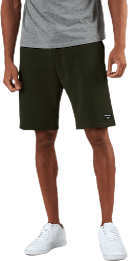 Centre Shorts Green