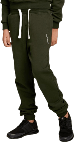 Borg Sport Pants Jr Green