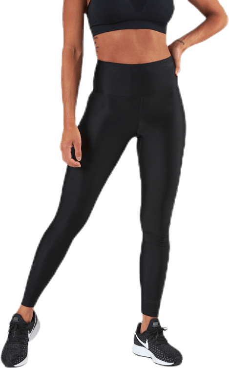 Clira High Waist Tights Black