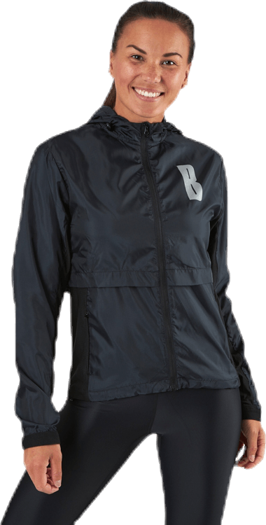 Night Jacket Black