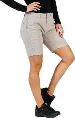 Liquid Rock Shorts Beige