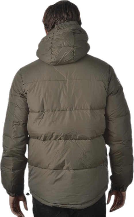 Igloo Down Jacket Green