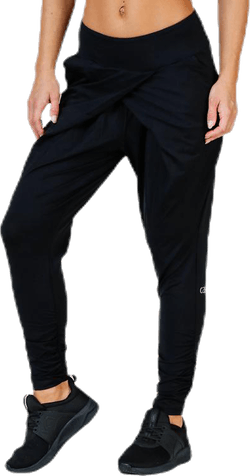 Flow Low Crotch Pant Black