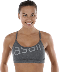 Glorious Sports Bra Grey