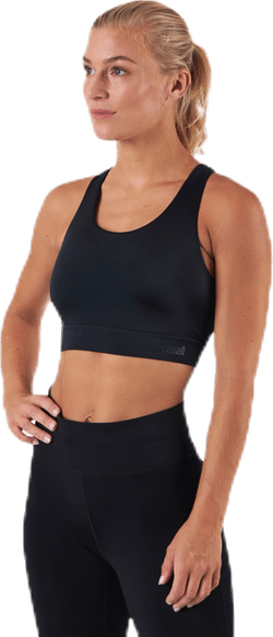 Crossback Sports Bra Black