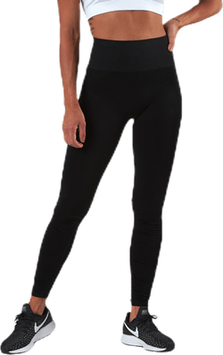 Classic Seamless Tights Black