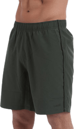 Core Woven Shorts Green