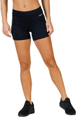 Essential Short Tights Black