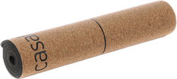 Yoga Mat Natural Cork 5mm Black/Beige